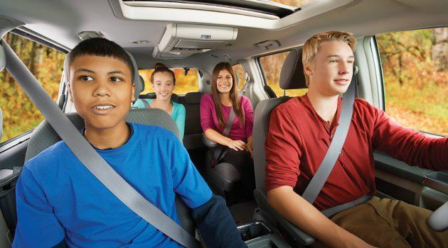 后座乘客 Seat Belt 你知道多少?你可能会因为它坐牢!