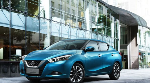 Nissan Lannia 传将以蓝鸟之名进军大马!