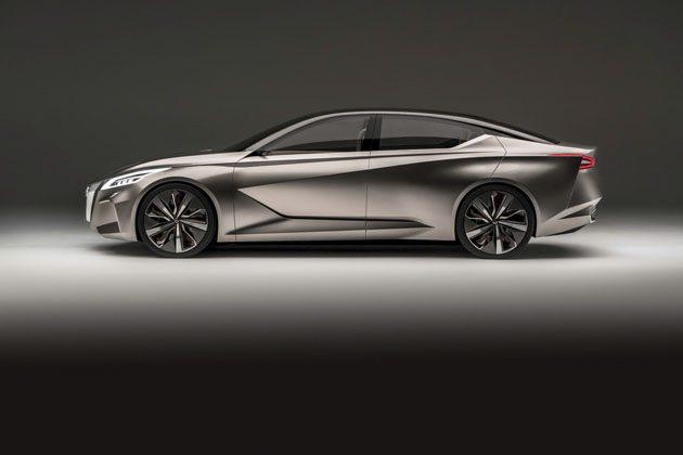 Nissan Teana 最快今年年尾发布,V-Motion家族化设计上身!