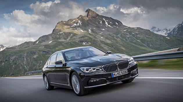 BMW 740Le xDrive 正式发表!仅售RM 598,800!