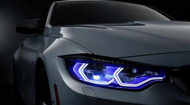 Laser Headlight 未来会取代LED成为主流?