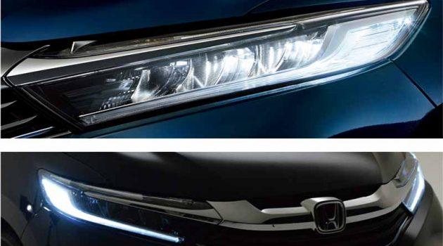 Honda Jazz 2017 细节曝光!全新的LED头灯组!