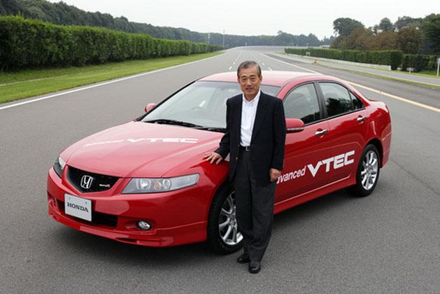 VTEC之父 Ikuo Kajitani 松泽健一,一红二十年!