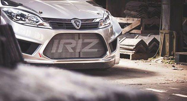 Proton Iriz R5 回归WRC!搭载 Mitsubishi Evolution X引擎!