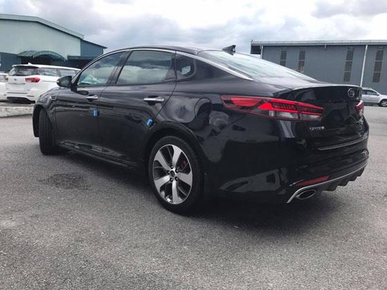 Kia Optima GT 价格曝光,开价RM 179,888!