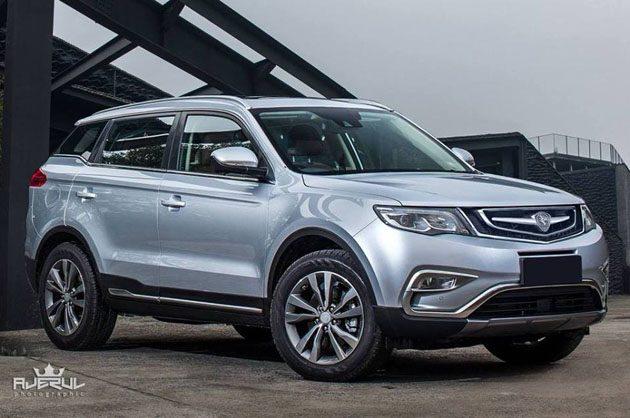 Proton SUV 最快有望在2018年上市?   automachi.com