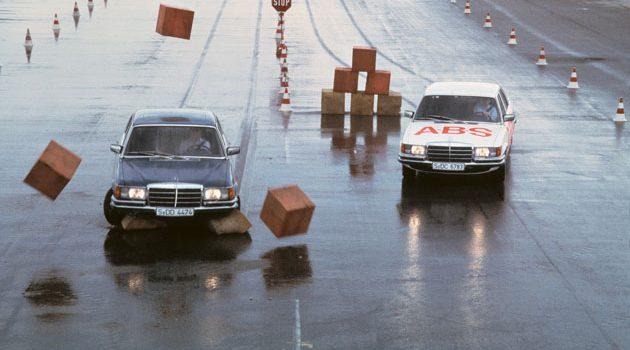 汽车安全配备讲解: ABS /EBD还有BA