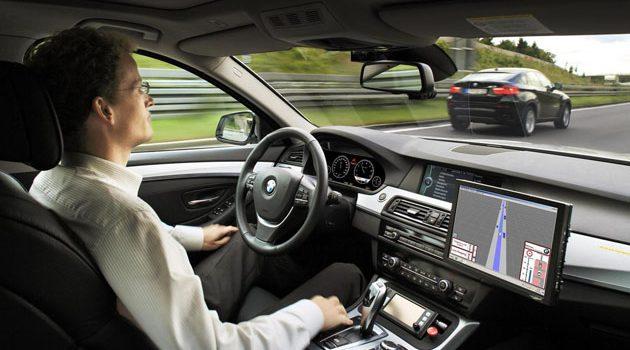 不断的进化! BMW 的未来自动驾驶计划!