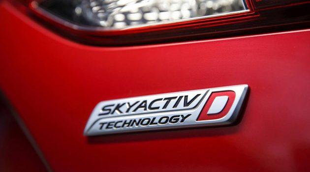 Mazda Skyactiv-D 再次获得日本自动车技术会赏大奖!