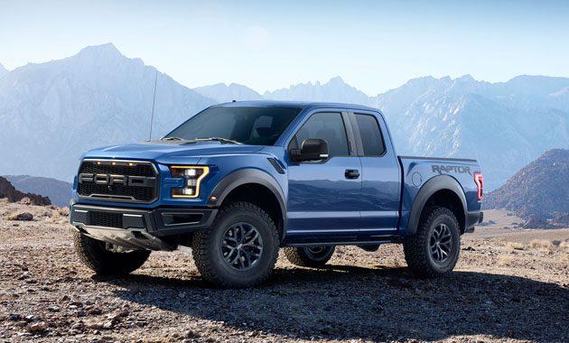 Ford Ranger 2018 或采用10速自排变速箱!