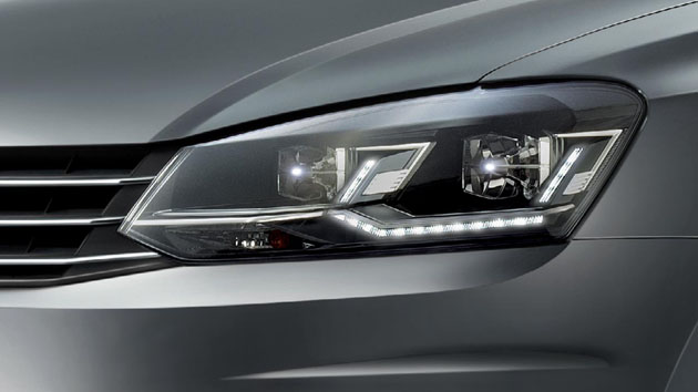 VW Vento Highline 获得升级!LED头灯组列为标准配备!