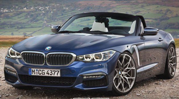 BMW Z4 2018 规格现身,3.0 涡轮引擎登场!