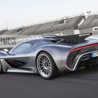 Mercedes-AMG Project One 细节曝光,马力接近1,000 hp