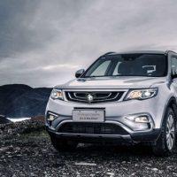 Proton 首款SUV即将诞生!或为吉利博越的双生兄弟!