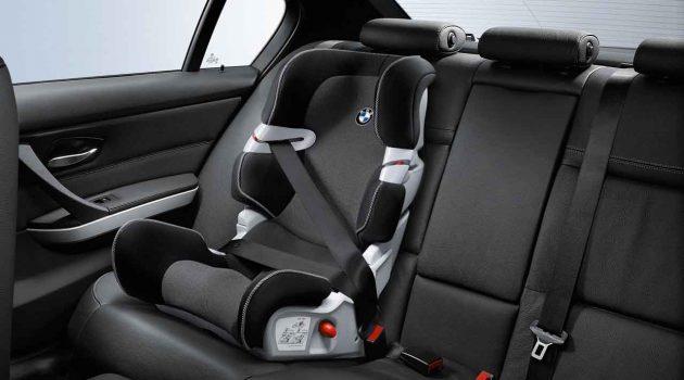 告诉你为什么 child seat 很重要?