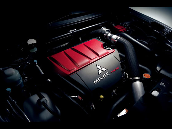 Mitsubishi Mivec Turbo 1.1开发中!动力表现出色!