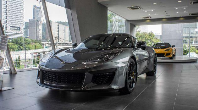 Lotus Evora 410 最强莲花登陆大马,价格从RM 640,999起跳!