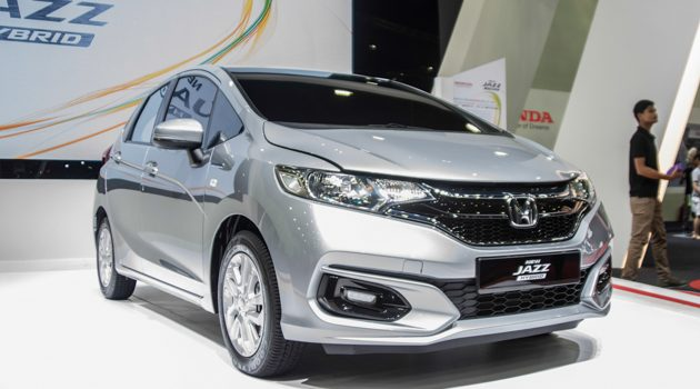 Honda Jazz Facelift Hybrid正式登陆大马!