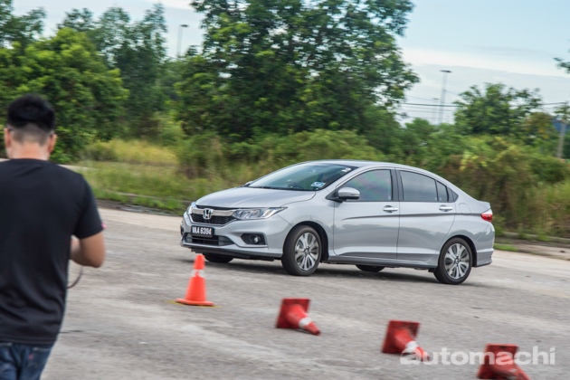 Honda City 2017 试驾,难得均衡!
