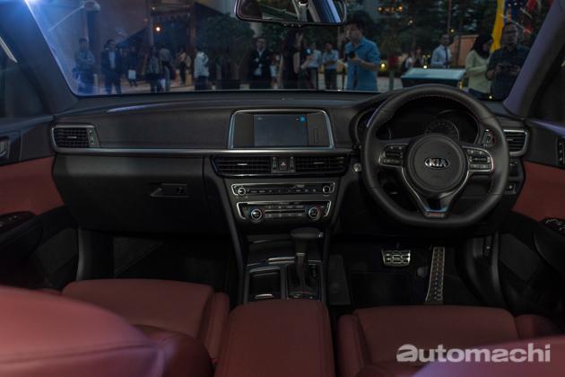 全新 KIA Optima GT 在马来西亚正式发布! 售价 RM179,888!