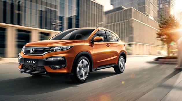 Honda XR-V Hybrid 登场!百公里油耗仅3.7L!