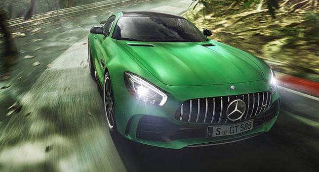 带你去了解绿色地狱 Nürburgring 赛道!