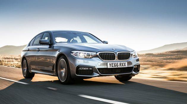 2017年4月大马汽车销量:  BMW 终于超越MB!