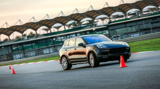 Porsche Malaysia 推介Introduction to Porsche驾驶课程,4门Porsche也可参与!