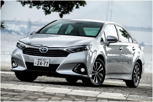 Toyota Sai 大改款将推出,继续主打环保节能!
