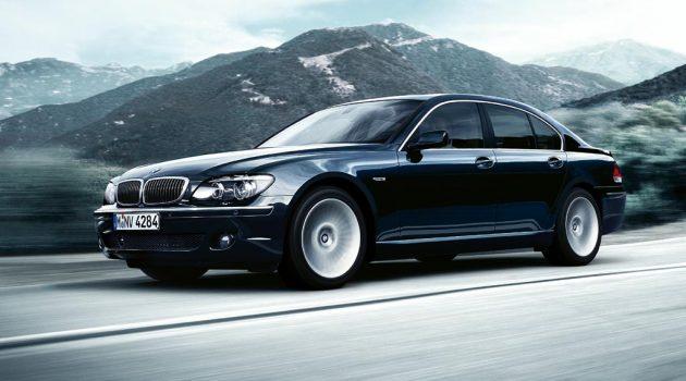 BMW 7-Series E65/E66 车门无端端开启,美国BMW召回4万5千多辆7系列!