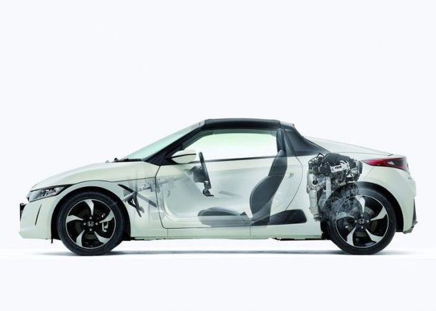Honda CR-Z 2018 上市时间曝光,17年10月就看得到!