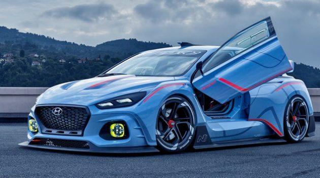 韩国泡菜加辣? Hyundai N Performance 欲扩大高性能产品阵容!