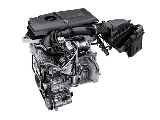Mercedes-Benz 将推出1.2/1.4 涡轮引擎,A Class率先搭载!