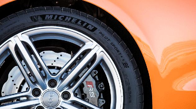 Michelin Pilot Sport 4S 登场!新一代神胎?