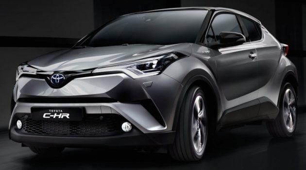 Toyota 不甘当老二,投入巨额作研发经费,誓欲抢回老大龙椅!