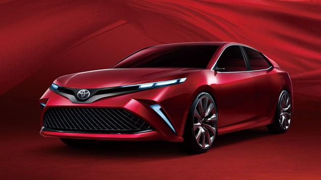 Toyota Vios 2018 现身泰国测试?