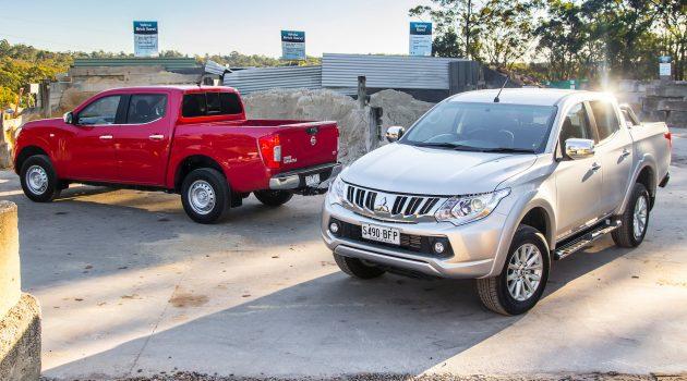 Mitsubishi Triton 和 Nissan Navara 将成为姐妹车?真的吗?