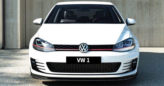 你知道我们的车牌 Registration Plate 开头字母代表着什么吗?