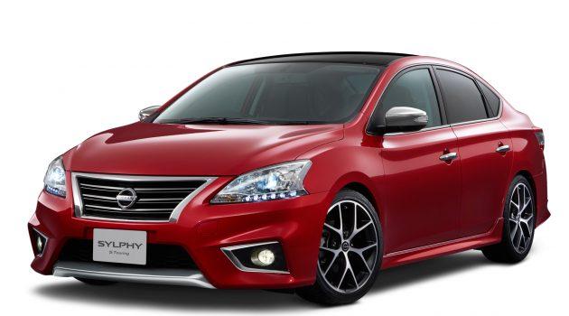 Nissan Sylphy 于泰国推出改进版,为什么涡轮车型不来我们这里呢?