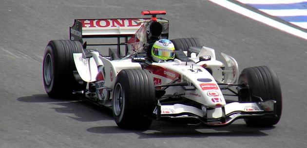 1000匹马力!回顾 Honda F1 的经典引擎!