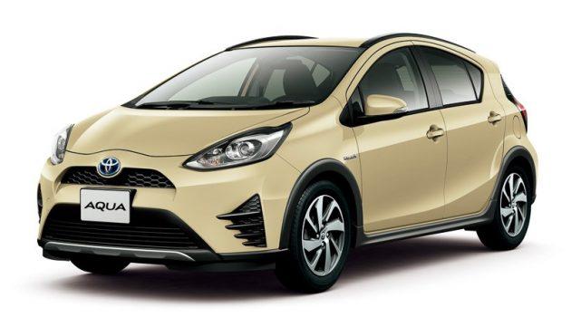 Toyota Prius C 小改款:大换款前的最后改进,油耗又进步了!
