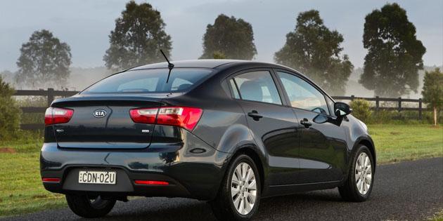 Kia Rio Sedan 超值促销!RM 62,888即可入手!