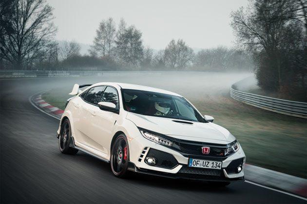 Honda Civic Type R 有望在今年引进我国市场?