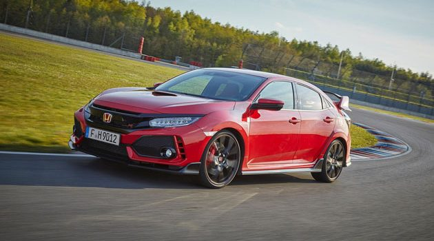 Honda Civic Type R 最速前驱车上马力机,猜猜看净马力值是多少?