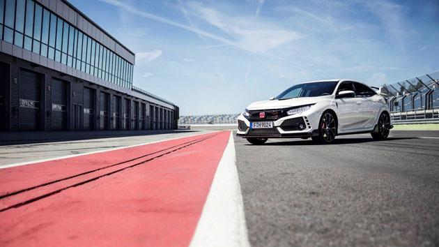Honda Civic Type R 2018 完整细节公布,百公里加速5.7秒!
