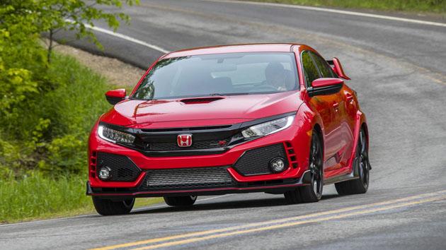 Honda Civic Type R 将推出四驱版!动力表现可以更强!