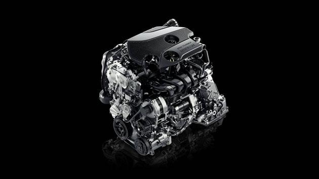 日系第一具Downsize turbo: Nissan MR16DDT