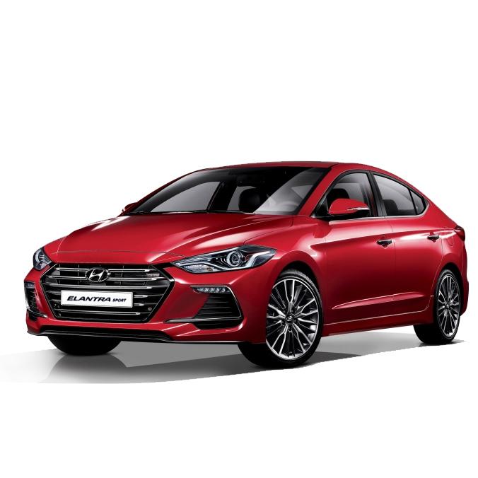 2017 Hyundai Elantra 1.6 Sport