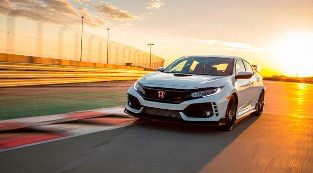 Honda Civic Type R 只有手排款式,不搭载自排变速箱!