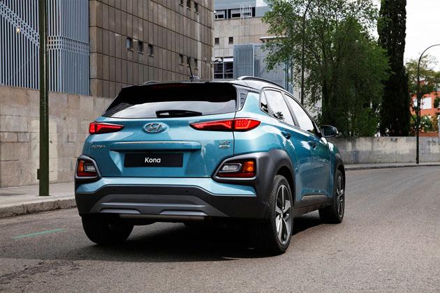 Hyundai Kona 2018 正式发布!有望登陆我国市场!